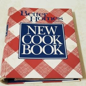 1990 Better Homes and Gardens Cookbook
